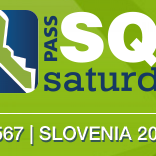 SQL Saturday #567 Ljubljana