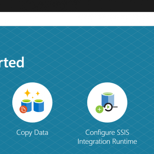 Setting up Code Repository for Azure Data Factory v2