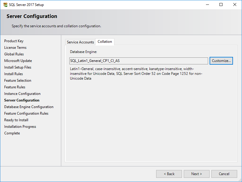 Installation of SQL Server using GUI | SQLPlayer