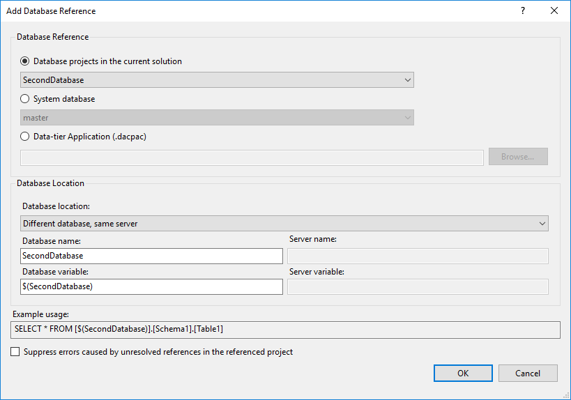 Tokenization of database project in SSDT | SQLPlayer