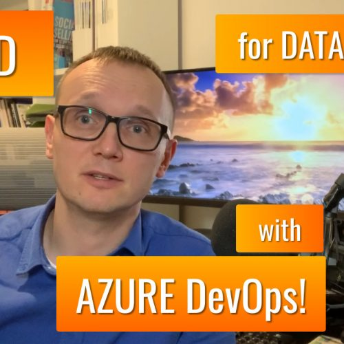 Deployment of Microsoft SQL database with Azure DevOps